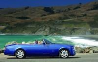 Salon de Detroit : Rolls-Royce Phantom Drophead Coupé, Jet Set attitude !