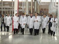 Ouverture de la plus grande usine de batteries lithium-ion au monde en Russie