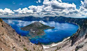 Des éruptions volcaniques contiendraient du lithium