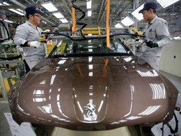 Feu vert des autorités pour la 4e usine chinoise de PSA et Dongfeng