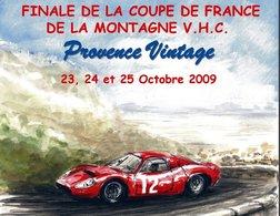 Du 23 au 25 Octobre, finale de la Coupe de France VHC au Provence Vintage