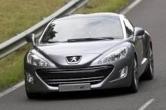 Peugeot 308 RCZ : officiel de chez officiel