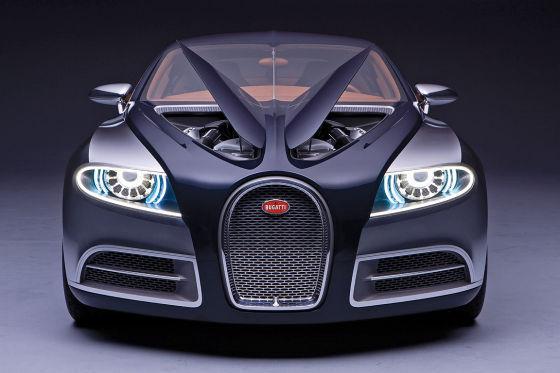 Nouvelles images de la Bugatti Galibier 16C Concept