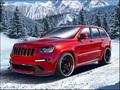 Jeep Grand Cherokee SRT-8 HPE800 par Hennessey : avec 2 turbos pour souffler 820 ch