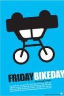 Friday Bikeday : le vendredi, allez au travail à vélo !