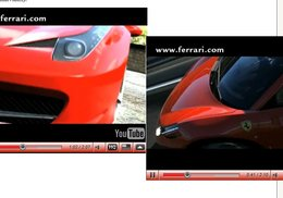 [vidéos] quand Forza 3 et Gran Turismo 5 font les beaux devant la Ferrari 458 Italia
