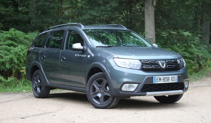 Essai vidéo - Dacia Logan MCV Stepway : l'Allroad à petit prix