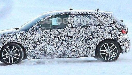 La future Audi A1 en montre un peu plus