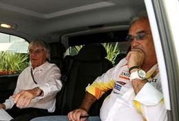F1 - Flavio Briatore interdit aussi de football ?