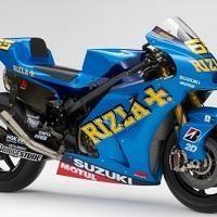 Moto GP - Suzuki: Les nouvelles couleurs de la GSV-R