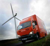 TNT commande 100 camions de livraison électriques Newteon de Smith Electric Vehicles