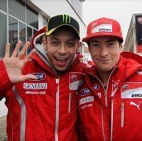 Moto GP - Ducati: Les rouges ont enflammé Bologne