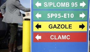 Carburants: les prix des essences sans-plomb au plus bas depuis fin 2017