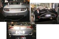 Top Marques 2008 : la guerre des 3 : Venturi/Tesla/Fisker
