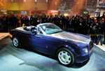 Guide des stands-Rolls-Royce: hall 1