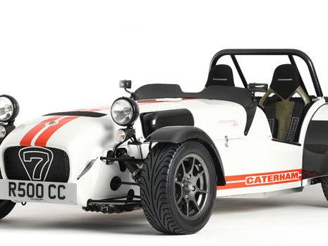La fin de la Caterham Superlight R500 spéciale Top Gear