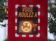 Sécurité Routière: Les radars pédagogiques ont des soucis de batterie