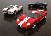 Une Ford GT bientôt en compétition?