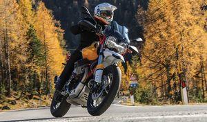 Vidéo - Moto Guzzi: la V85 c'est Rock'n Road!