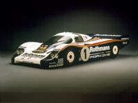 Les 25 ans de la Porsche 956