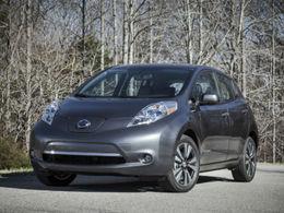 Nissan Leaf : désormais à 17 290 euros, mais sans les batteries