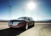 Salon de Detroit : Lincoln MKR Concept, le renouveau