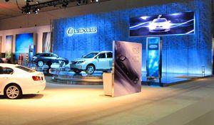 Salon de Francfort 2017 : Lexus oublie la conférence de presse au profit des lunettes virtuelles