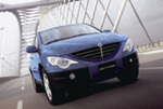 Guide des stands-SsangYong: hall 3