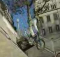 Vidéo moto : trial made in Lyon