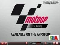 Vidéo du jour : La Moto GP sur votre Iphone