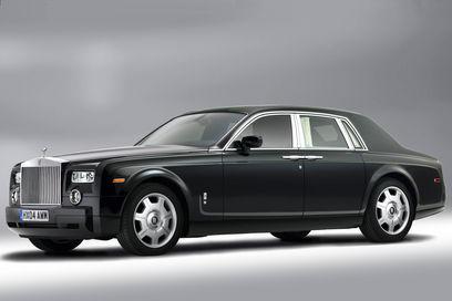 Bientôt une Rolls-Royce Phantom électrique ?