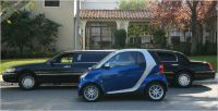 La Smart Fortwo a réussi son crash test aux Etats-Unis !