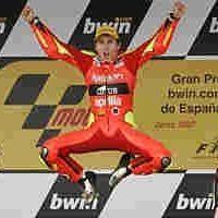 Moto GP 2008: Lorenzo avec Yamaha en 2008, pour deux saisons plus une en option.