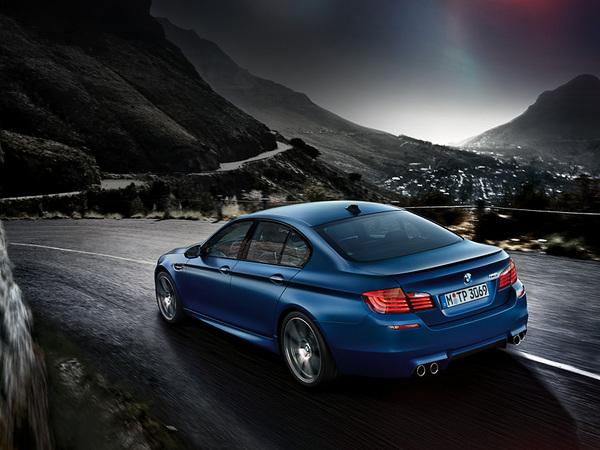 Future BMW M5: 626 ch et une transmission intégrale optionnelle