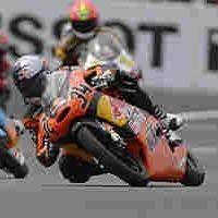 125: Allemagne: Nouveaux châssis pour KTM.