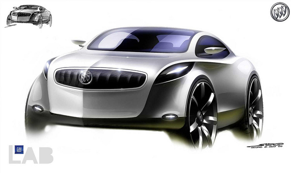 Buick Avant Concept : reflexions sur une compacte US