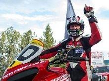 Actualité: La Ducati Multistrada s'octroie sa quatrième victoire successive à Pikes Peak