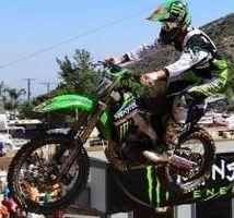MX US : Ryan Dungey sort vainqueur de la bataille