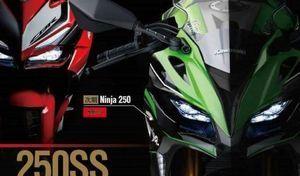 Nouveauté - Kawasaki: la Ninja 300 veut revenir en force