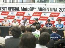 Moto GP - Argentine: Le Grand Prix sera autant suivi que le Dakar