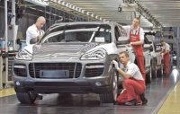 La production de la Porsche Cayenne Phase 2 commence