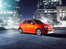 Fiat 500 électrique : uniquement en Californie, pour l'instant