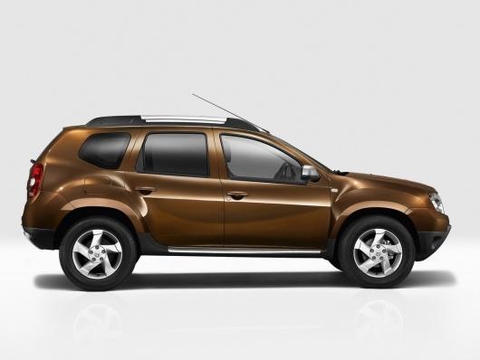 Le Dacia Duster s'exporterait jusqu'en Australie