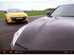 [Fifth Gear] Une Renault Megane R.S Trophy est-elle plus amusante et plus rapide qu'une Nissan 370 Z ?