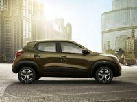 Renault greffe au Kwid brésilien quatre airbags et un ABS
