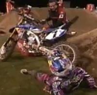 Vidéo SX US : la lourde chute de James Stewart à Daytona