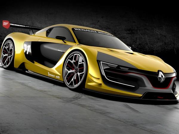 Salon de Moscou - Renault Sport R.S. 01: une pure sportive de 500 ch pour la piste