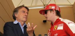 F1 : Di Montezemolo confirme Massa en 2010, pas Räikkonen