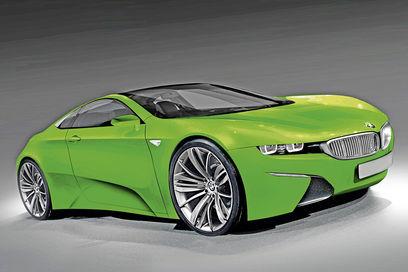 Future BMW M1 : peut-être comme ça