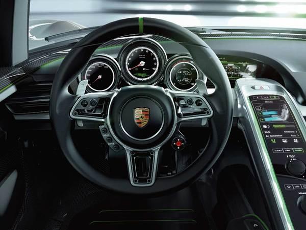 """Porsche annonce un concept """"spectaculaire"""" pour le Salon de Détroit 2011"""
